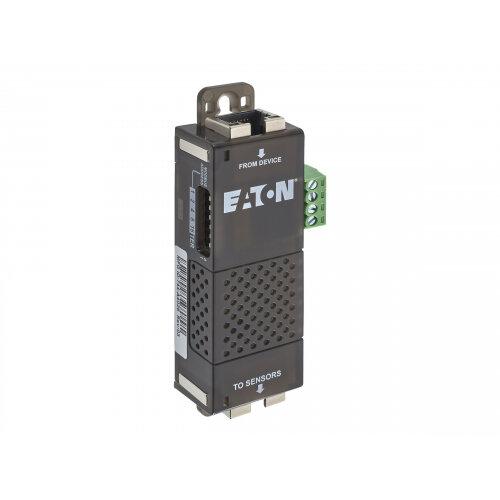 Eaton Environmental Monitoring Probe - Gen 2 - environment monitoring device - GigE - for 5P 1500 RACKMOUNT