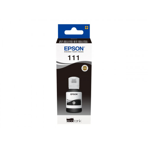 Epson - XL - black - ink refill - for EcoTank ET-M1100, M1120, M1140, M1170, M1180, M2140, M2170, M3140, M3170, M3180