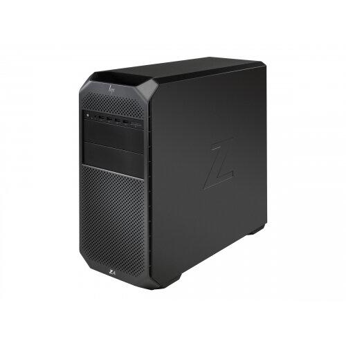 HP Workstation Z4 G4 - MT - 4U - 1 x Xeon W-2123 / 3.6 GHz - RAM 16 GB - SSD 256 GB - HP Z Turbo Drive - DVD-Writer - no graphics - GigE - Win 10 Pro 64-bit - vPro - monitor: none - keyboard: UK