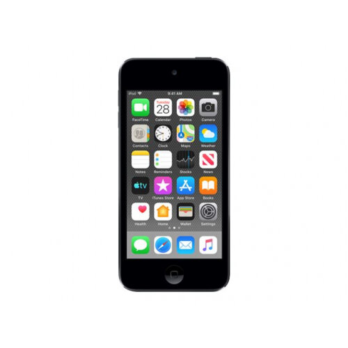 Apple iPod touch - 7th generation - digital player - Apple iOS 12 - 128 GB - space grey