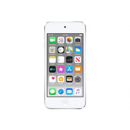 Apple iPod touch - 7th generation - digital player - Apple iOS 12 - 32 GB - silver