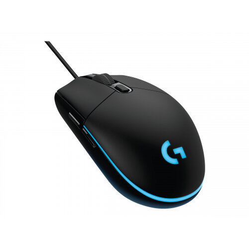 Logitech Gaming Mouse G203 Prodigy - Mouse - optical - wired - USB - black
