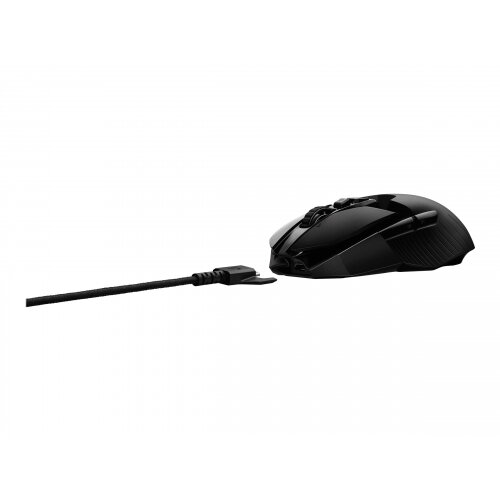Logitech Gaming Mouse G903 - Mouse - right and left-handed - optical - 11 buttons - wireless, wired - 2.4 GHz - USB wireless receiver