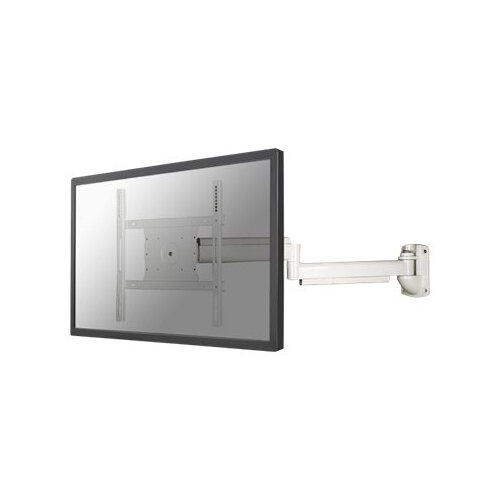 NewStar FPMA-HAW050 - Wall mount for medical monitor (adjustable arm) - medical - white - screen size: 10&uot;-40&uot;