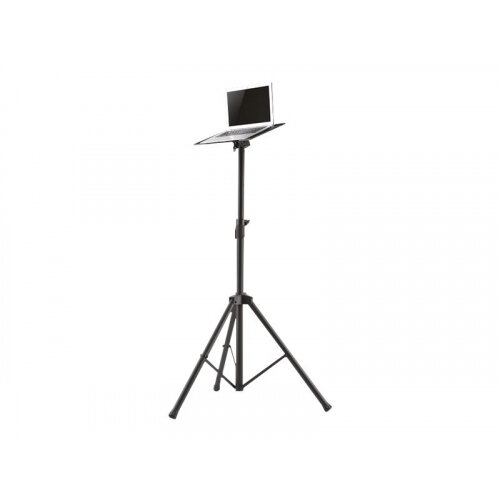 NewStar NS-FS200BLACK - Stand for LCD display / notebook / projector - black - screen size: 10&uot;-32&uot; - floor-standing