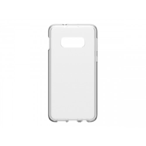 OtterBox Clearly Protected Skin - Back cover for mobile phone - clear - for Samsung Galaxy S10e