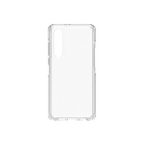OtterBox Symmetry Series Clear - Back cover for mobile phone - polycarbonate, synthetic rubber - clear - for Huawei P30
