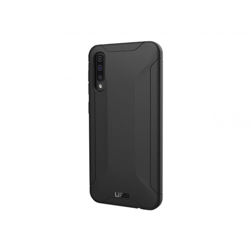 UAG Scout - Back cover for mobile phone - black - for Samsung Galaxy A50