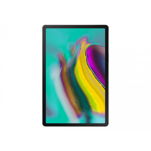 Samsung Galaxy Tab S5e - Tablet - Android 9.0 (Pie) - 128 GB - 10.5&uot; Super AMOLED (2560 x 1600) - microSD slot - 4G - LTE - black