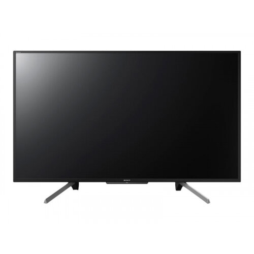 Sony FWD-43W66G - 43&uot; Class (42.5&uot; viewable) - BRAVIA Professional Displays LED display - with TV tuner - hotel / hospitality - full shade - Linux - 1080p (Full HD) 1920 x 1080 - HDR - direct-lit LED, frame dimming - black