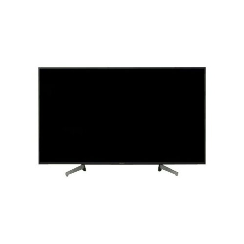 Sony FWD-43X80G - 43&uot; Class (42.5&uot; viewable) LED TV - digital signage - Smart TV - Android - 4K UHD (2160p) 3840 x 2160 - HDR - edge-lit - black