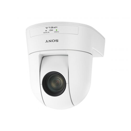 Sony IPELA SRG-300SEW - Network surveillance camera - PTZ - colour (Day∓Night) - 2.1 MP - 1920 x 1080 - motorized - audio - 3G-SDI - LAN 10/100 - H.264 - DC 10.8 - 13.2 V