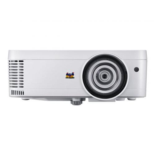 ViewSonic PS600X - DLP projector - 3500 ANSI lumens - XGA (1024 x 768) - 4:3 - short-throw fixed lens