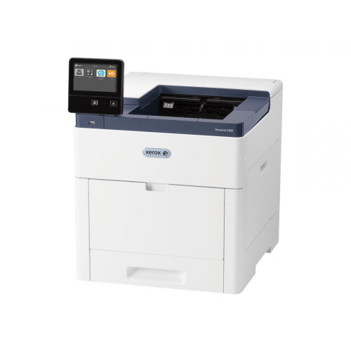 Xerox VersaLink C600V/N - Printer - colour - LED - A4/Legal - 1200 x 2400 dpi - up to 53 ppm (mono) / up to 53 ppm (colour) - capacity: 700 sheets - Gigabit LAN, USB host, NFC, USB 3.0 - Sold