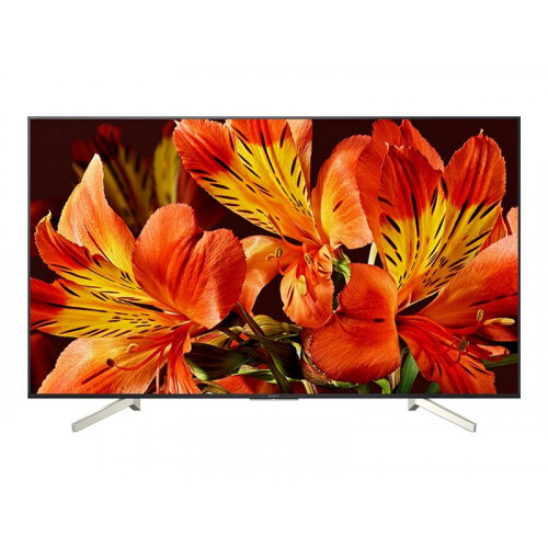 Sony FW-55BZ35F - 55&uot; Class BRAVIA Professional Displays BZ35 series LED display - digital signage - partial sun - Android TV - 4K UHD (2160p) 3840 x 2160 - HDR - edge-lit, frame dimming - black - with TEOS Connect