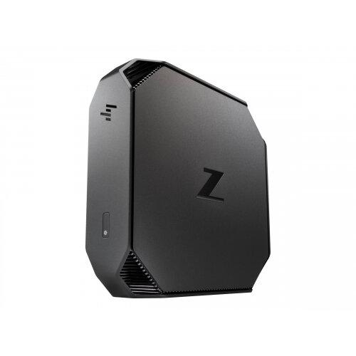 HP Workstation Z2 Mini G4 Performance - Mini - 1 x Core i7 8700 / 3.2 GHz - RAM 16 GB - SSD 512 GB - HP Z Turbo Drive G2, NVMe - Quadro P1000 / UHD Graphics 630 - GigE - Win 10 Pro 64-bit - monitor: none - keyboard: UK