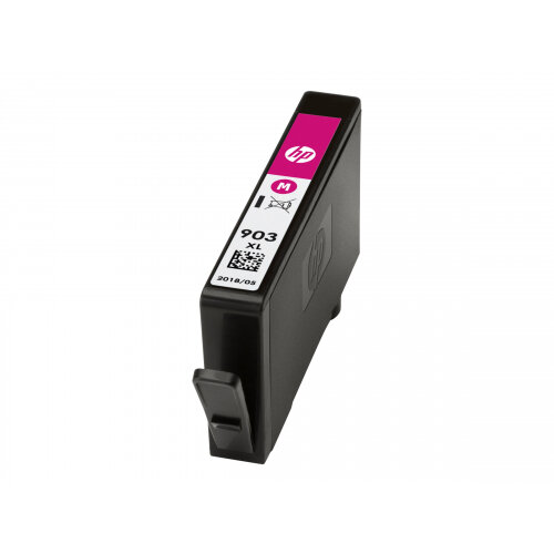 HP 903XL - High Yield - magenta - original - blister - ink cartridge - for Officejet 6951, 6954, 6962; Officejet Pro 6960, 6961, 6970, 6974, 6975