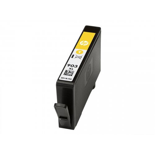 HP 903XL - High Yield - yellow - original - blister - ink cartridge - for Officejet 6951, 6954, 6962; Officejet Pro 6960, 6961, 6970, 6974, 6975