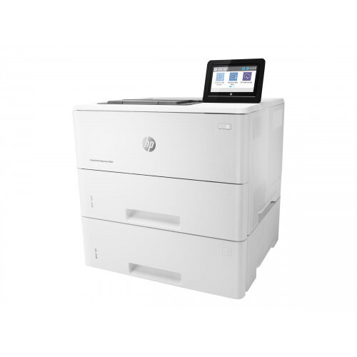 HP LaserJet Enterprise M507x - Printer - monochrome - Duplex - laser - A4/Legal - 1200 x 1200 dpi - up to 43 ppm - capacity: 1200 sheets - USB 2.0, Gigabit LAN, Wi-Fi(n), USB 2.0 host, Bluetooth LE