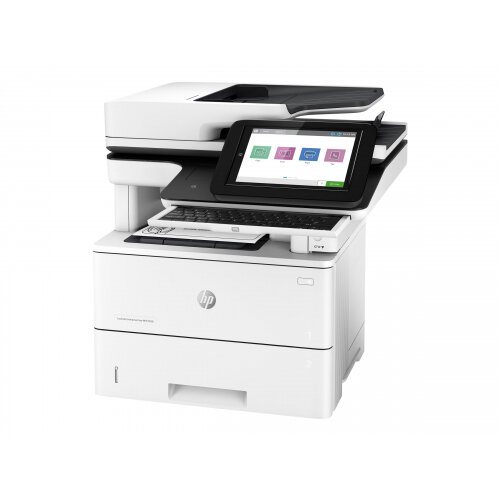 HP LaserJet Enterprise Flow MFP M528z - Multifunction printer - B/W - laser - Legal (216 x 356 mm)/A4 (210 x 297 mm) (original) - A4/Legal (media) - up to 43 ppm (copying) - up to 45 ppm (printing) - 650 sheets - 33.6 Kbps - USB 2.0, Gigabit LAN, Wi-Fi(n)