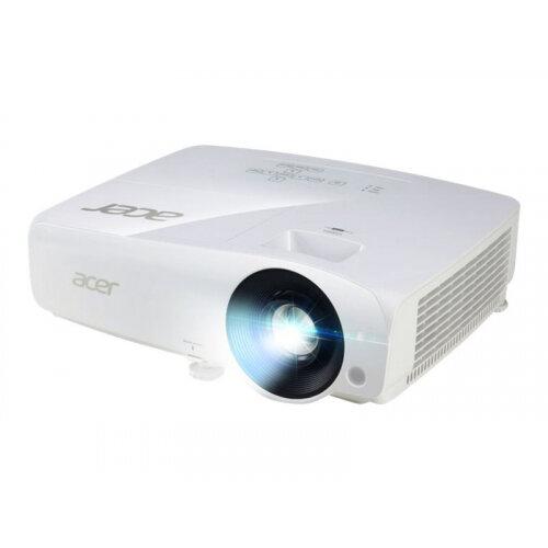 Acer X1325Wi - DLP projector - UHP - portable - 3D - 3600 ANSI lumens - WXGA (1280 x 800) - 16:10 - 720p - LAN