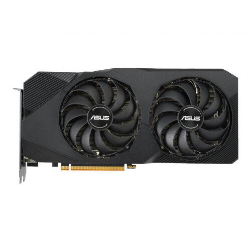 ASUS DUAL-RX5700-O8G-EVO - Graphics card - Radeon RX 5700 - 8 GB GDDR6 - PCIe 4.0 x16 - HDMI, 3 x DisplayPort