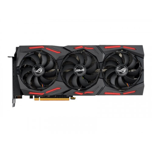 ASUS ROG-STRIX-RX5700XT-O8G-GAMING - OC Edition - graphics card - Radeon RX 5700 XT - 8 GB GDDR6 - PCIe 4.0 x16 - HDMI, 3 x DisplayPort
