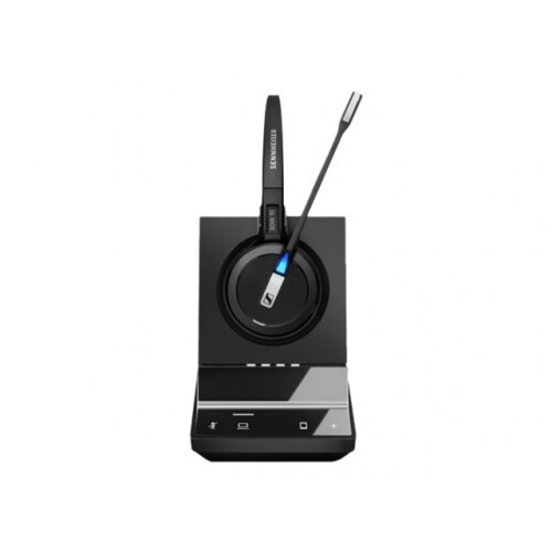 Sennheiser SDW 5013 - Headset system - on-ear - convertible - DECT - wireless - UK