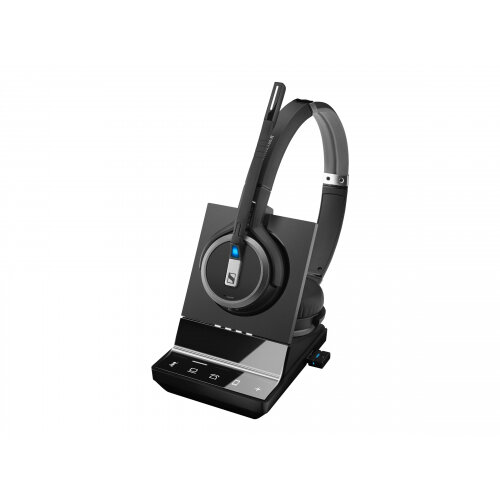 Sennheiser SDW 5066 - Headset system - on-ear - DECT - wireless - UK