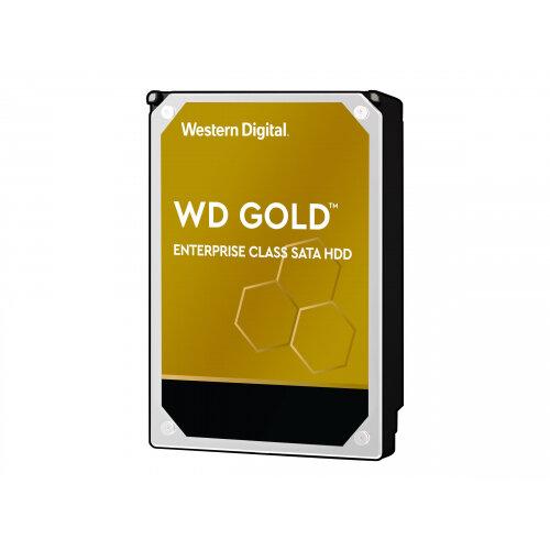 WD Gold Enterprise-Class Hard Drive WD4003FRYZ - Hard drive - 4 TB - internal - 3.5&uot; - SATA 6Gb/s - 7200 rpm - buffer: 256 MB