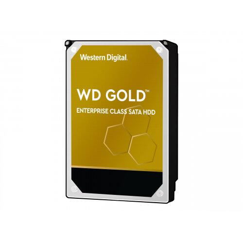 WD Gold Enterprise-Class Hard Drive WD6003FRYZ - Hard drive - 6 TB - internal - 3.5&uot; - SATA 6Gb/s - 7200 rpm - buffer: 256 MB