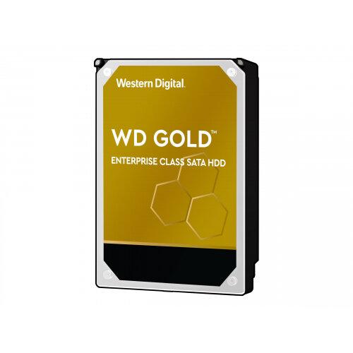 WD Gold Enterprise-Class Hard Drive WD8004FRYZ - Hard drive - 8 TB - internal - 3.5&uot; - SATA 6Gb/s - 7200 rpm - buffer: 256 MB