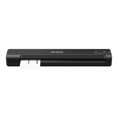 Epson WorkForce ES-50 - Sheetfed scanner - A4 - 600 dpi x 600 dpi - up to 300 scans per day - USB 2.0