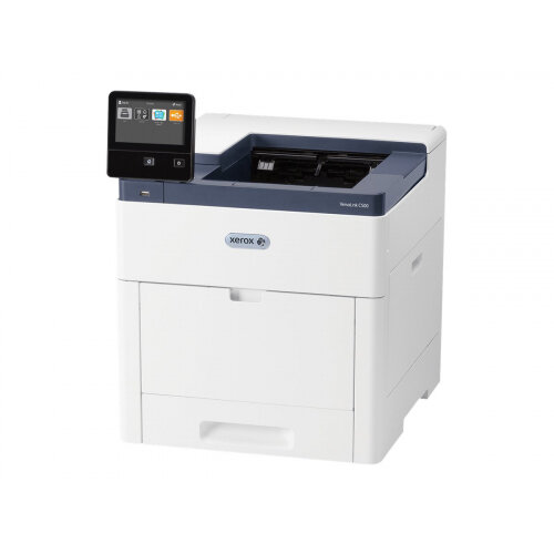 Xerox VersaLink C500V/N - Printer - colour - LED - A4/Legal - 1200 x 2400 dpi - up to 43 ppm (mono) / up to 43 ppm (colour) - capacity: 700 sheets - Gigabit LAN, USB host, NFC, USB 3.0 - Sold