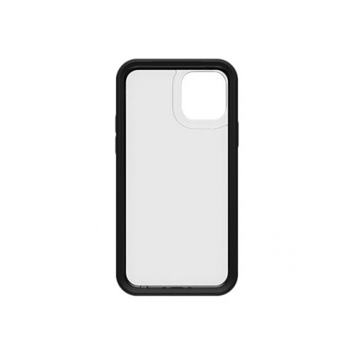 LifeProof SLAM - Back cover for mobile phone - black crystal - for Apple iPhone 11 Pro