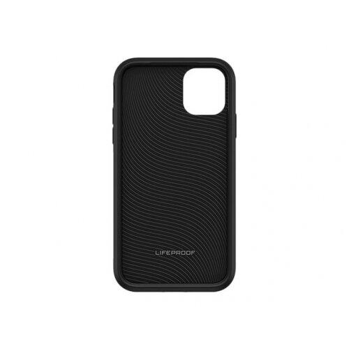 LifeProof FLiP - Flip cover for mobile phone - black/grey, dark night - for Apple iPhone 11