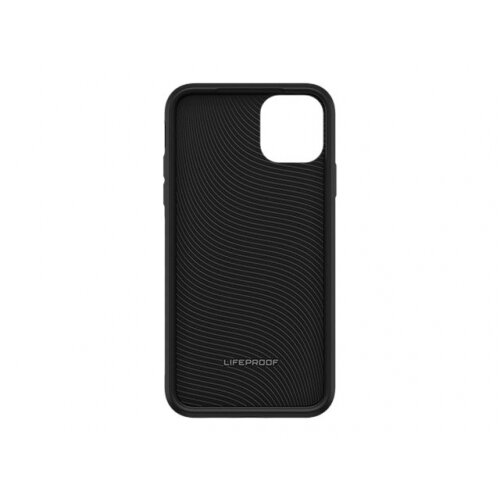LifeProof FLiP - Flip cover for mobile phone - black/grey, dark night - for Apple iPhone 11 Pro Max
