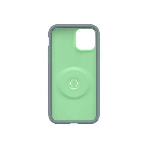 OtterBox Otter + Pop Symmetry Series - Back cover for mobile phone - polycarbonate, synthetic rubber - mint to be - for Apple iPhone 11 Pro