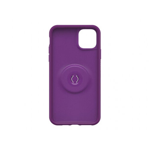 OtterBox Otter + Pop Symmetry Series - Back cover for mobile phone - polycarbonate, synthetic rubber - lollipop - for Apple iPhone 11 Pro Max