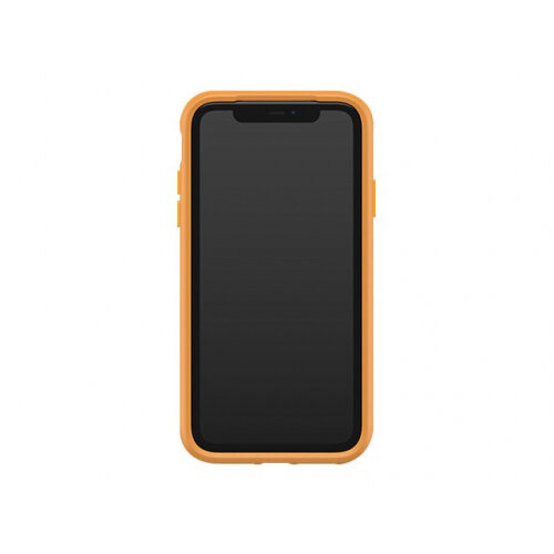 OtterBox Symmetry Series - Back cover for mobile phone - polycarbonate, synthetic rubber - aspen gleam yellow - for Apple iPhone 11