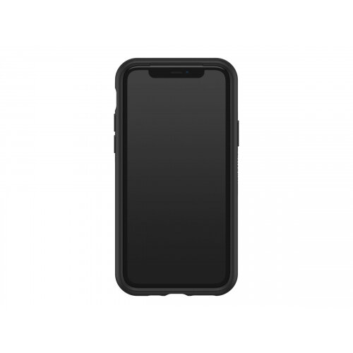 OtterBox Symmetry Series - Back cover for mobile phone - polycarbonate, synthetic rubber - black - for Apple iPhone 11 Pro