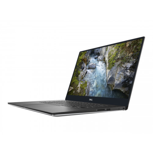 Dell Precision Mobile Workstation 5540 - Core i7 9850H / 2.6 GHz - Win 10 Pro 64-bit - 8 GB RAM - 256 GB SSD NVMe, Class 40 - 15.6&uot; 1920 x 1080 (Full HD) - Quadro T1000 - Wi-Fi, Bluetooth - silver - BTP - with 3 Years Basic Onsite