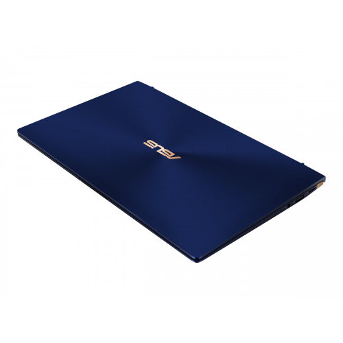 ASUS P433FA A5368R - Core i7 8565U / 1.8 GHz - Win 10 Pro 64-bit - 16 GB RAM - 512 GB SSD NVMe - 14&uot; 1920 x 1080 (Full HD) - UHD Graphics 620 - 802.11ac, Bluetooth - royal blue metal