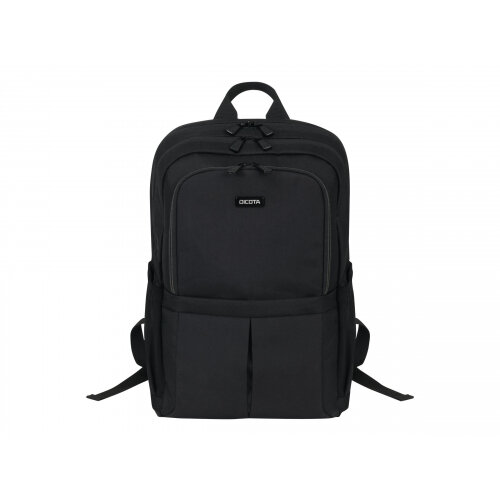 DICOTA Backpack Eco SCALE - Notebook carrying backpack - 15&uot; - 17.3&uot; - black