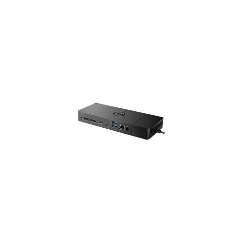 Dell Performance Dock WD19DC - Docking station - USB-C - HDMI, 2 x DP, USB-C - GigE - 240 Watt - for Dell Latitude 3390, 3400, 3490, 3500, 3590, 5280, 5289, 5290, 5300, 5400, 5420, 5424, 5480, 5490, 5491, 5500, 5580, 5590, 5591, 7200, 7280, 7285, 7300, 73