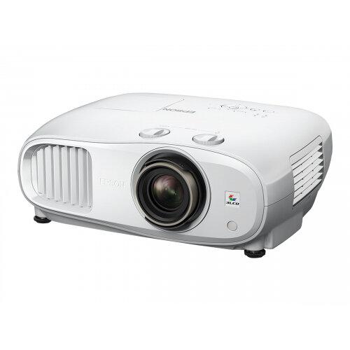Epson EH-TW7100 - 3LCD projector - 3D - 3000 lumens (white) - 3000 lumens (colour) - 16:9 - 4K