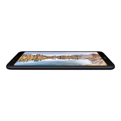 Xiaomi Redmi 7A - Smartphone - dual-SIM - 4G LTE - 16 GB - microSDXC slot - GSM - 5.45&uot; - 1440 x 720 pixels (295 ppi) - RAM 2 GB - 12 MP (5 MP front camera) - Android - matte black
