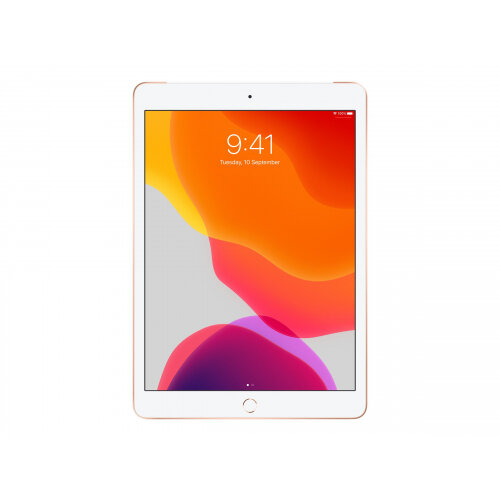 Apple 10.2-inch iPad Wi-Fi + Cellular - 7th generation - tablet - 32 GB - 10.2&uot; IPS (2160 x 1620) - 4G - LTE - gold