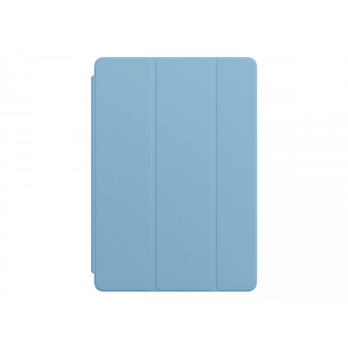 Apple Smart - Screen cover for tablet - polyurethane - cornflower - 10.5&uot; - for 10.2-inch iPad (7th generation); 10.5-inch iPad Air (3rd generation)
