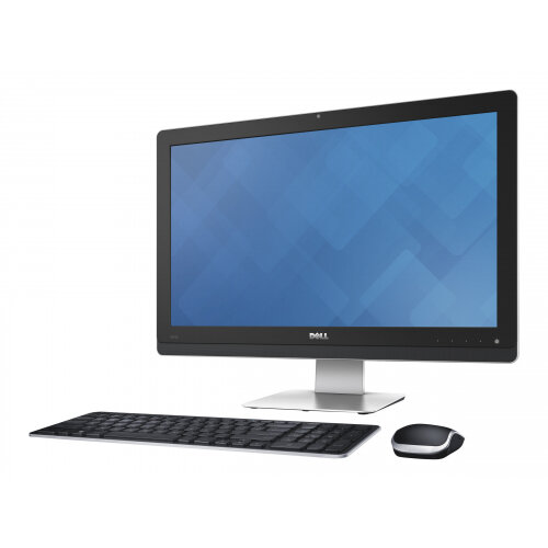 Dell Wyse 5040 - Thin client - all-in-one - 1 x G-T48E 1.4 GHz - RAM 2 GB - flash 8 GB - Radeon HD 6250 - GigE - Wyse Thin OS with PCoIP - monitor: LCD 21.5&uot; 1920 x 1080 (Full HD) - BTS - with 3 Years Dell Collect and Return Service